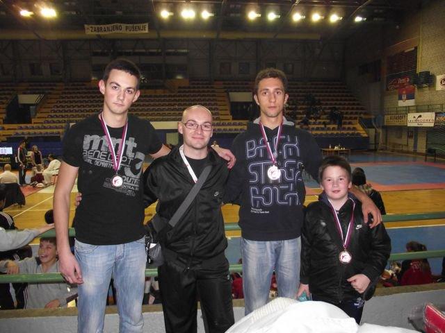 KUP Srbije i školsko prvenstvo 2011