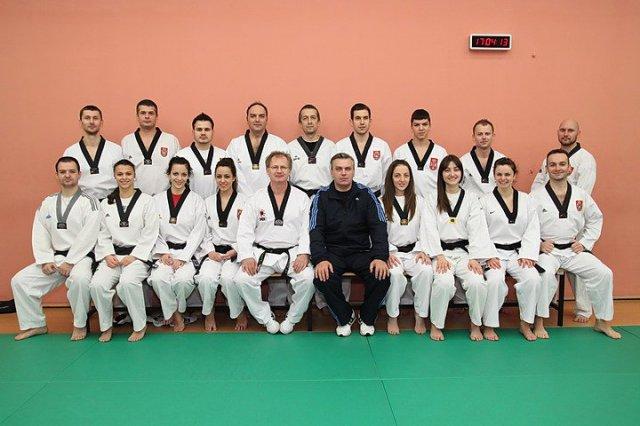 1.trening reprezentacije u 2011