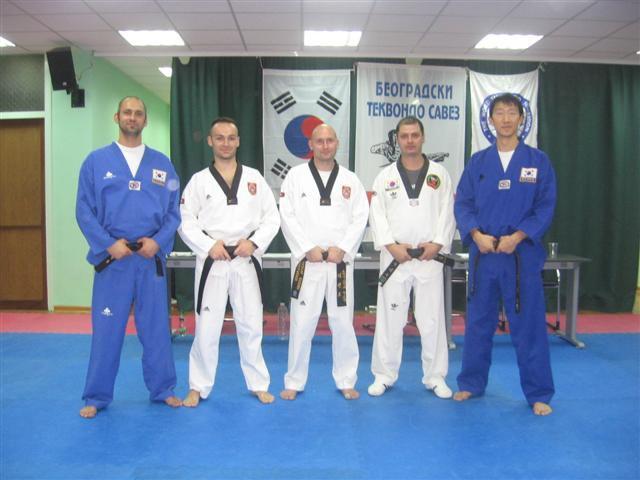 Kangov seminar 2010