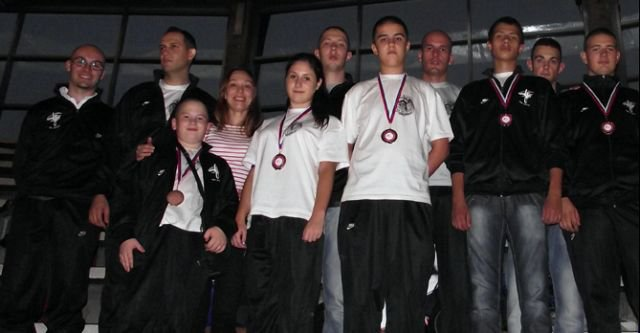 6 medalja na KUP-u Srbije u borbama