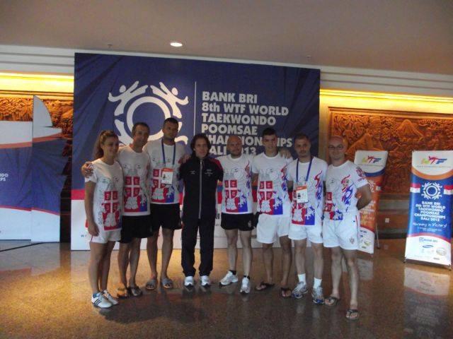 Svetsko prvenstvo - Bali (Indonezija)