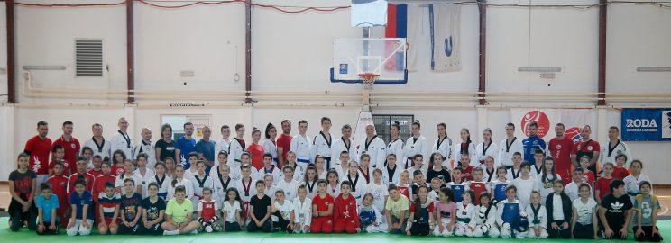 Zajednički trening u Kragujevcu nakon izolacije